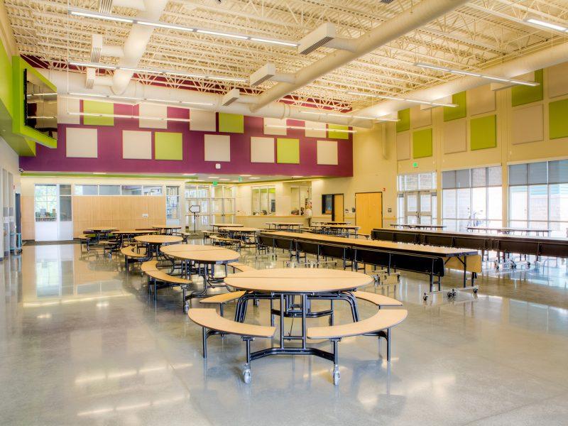 Davis Elementary Cafeteria
