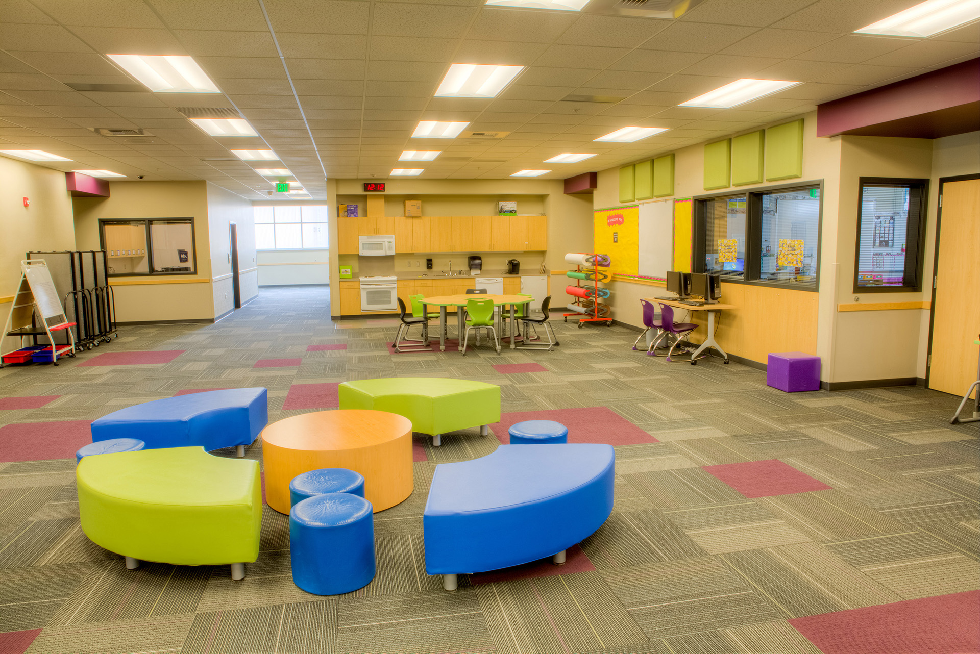 Davis Elementary Break-Out Space