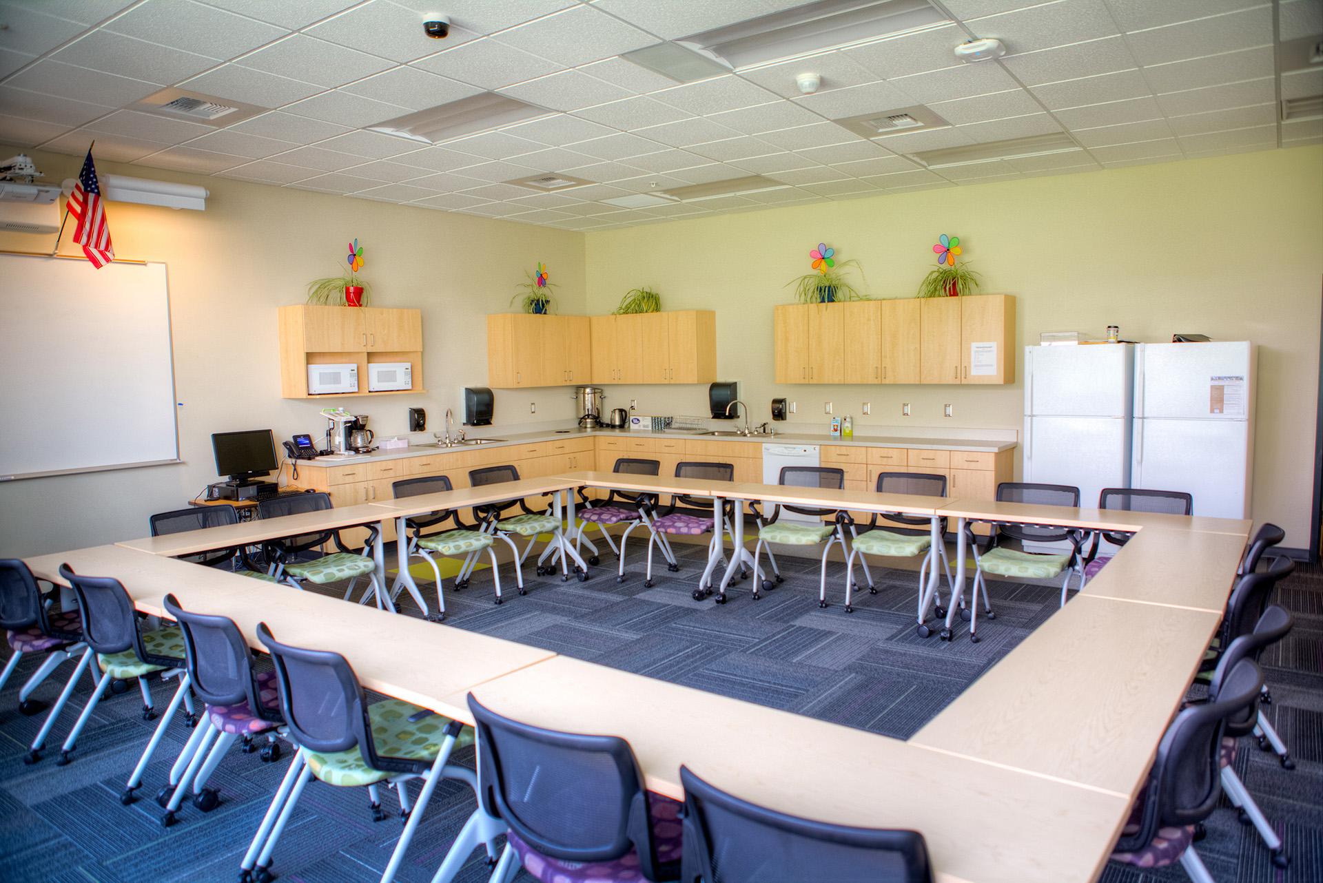 Davis Elementary Classroom