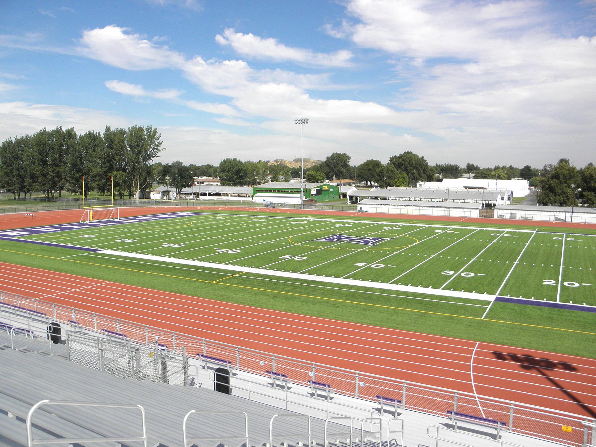 Kennison Field Track