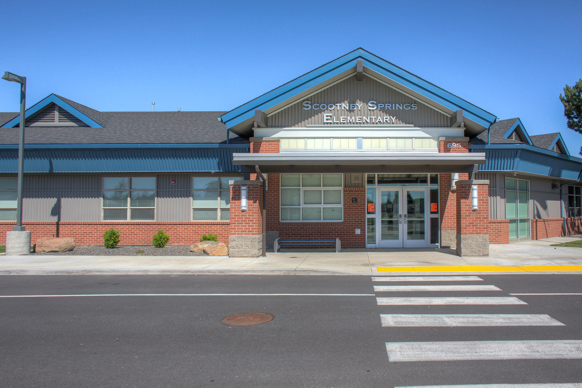 Scootney Springs Elementary Entry