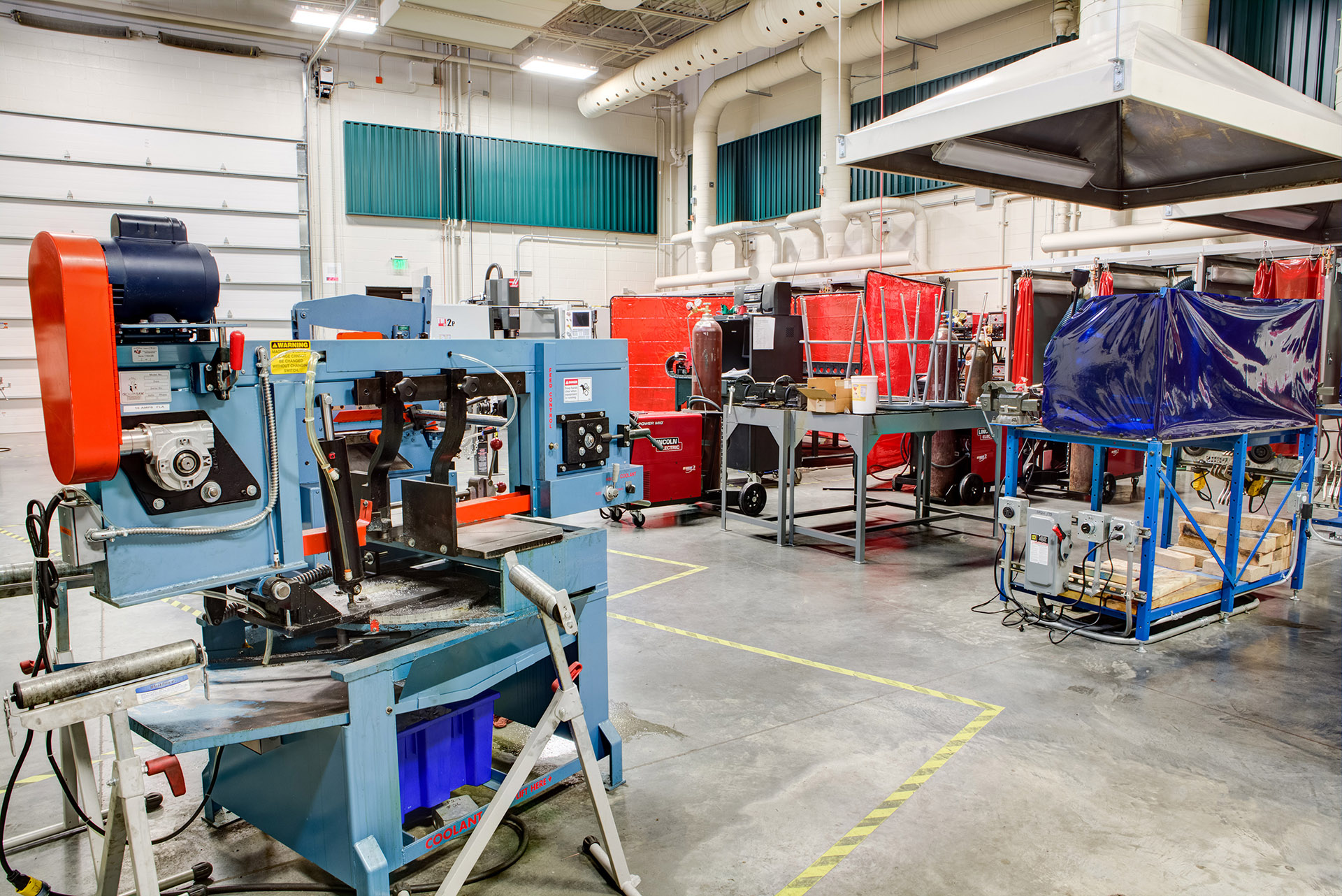 Southeast Area Technical Skills Center Shop