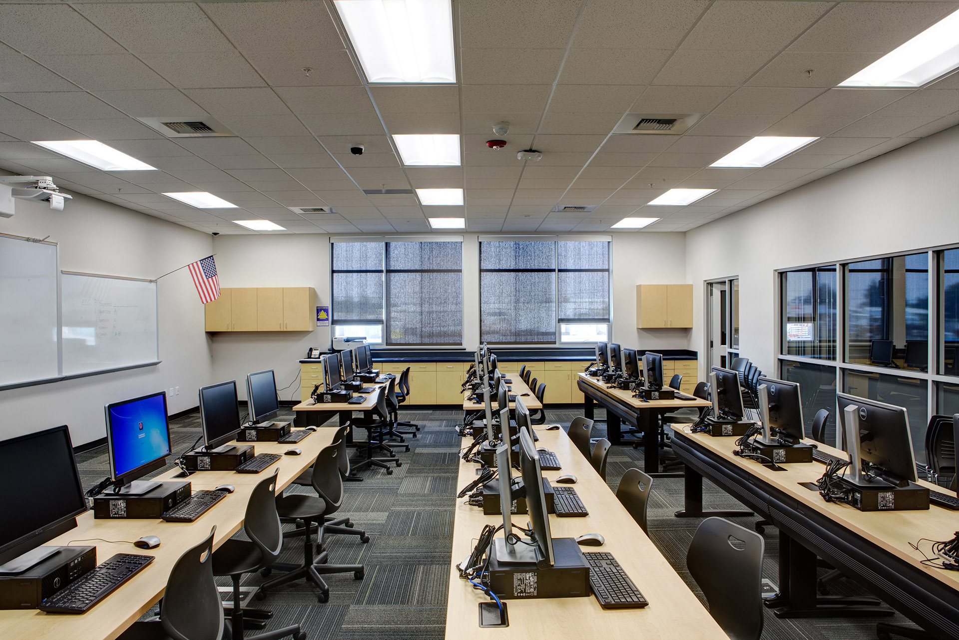 Southeast Area Technical Skills Center Computer Lab