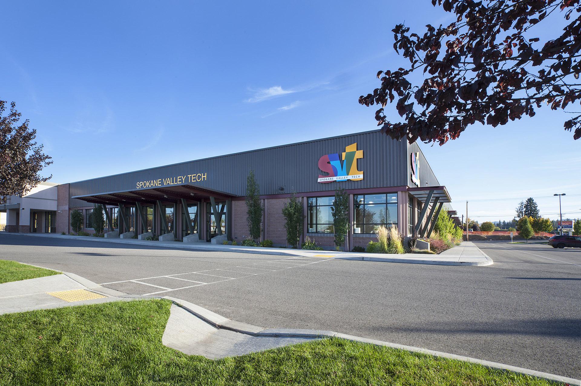 Spokane Valley Tech Exterior