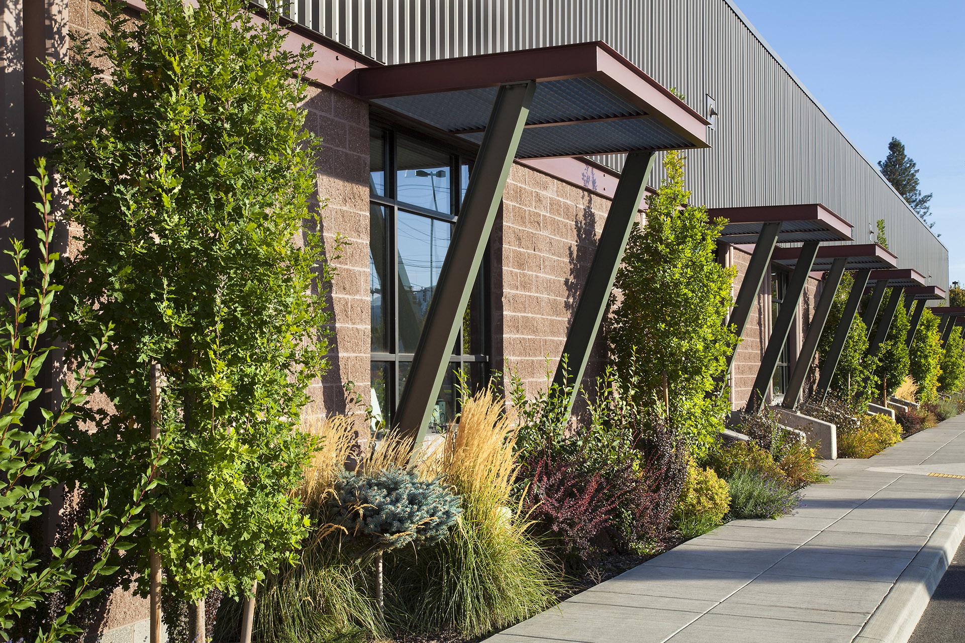 Spokane Valley Tech Landscape