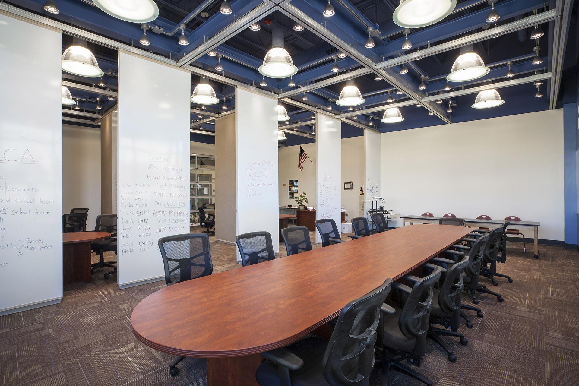 Spokane Valley Tech Entrepreneurial Classroom