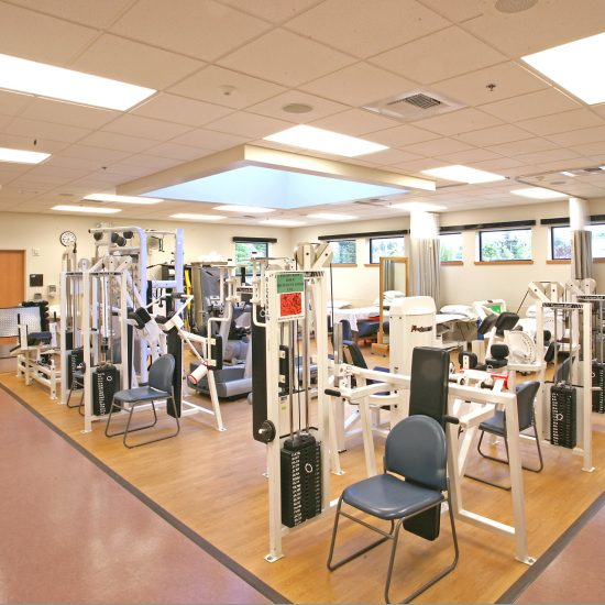 VA Physical Therapy/Prosthetics