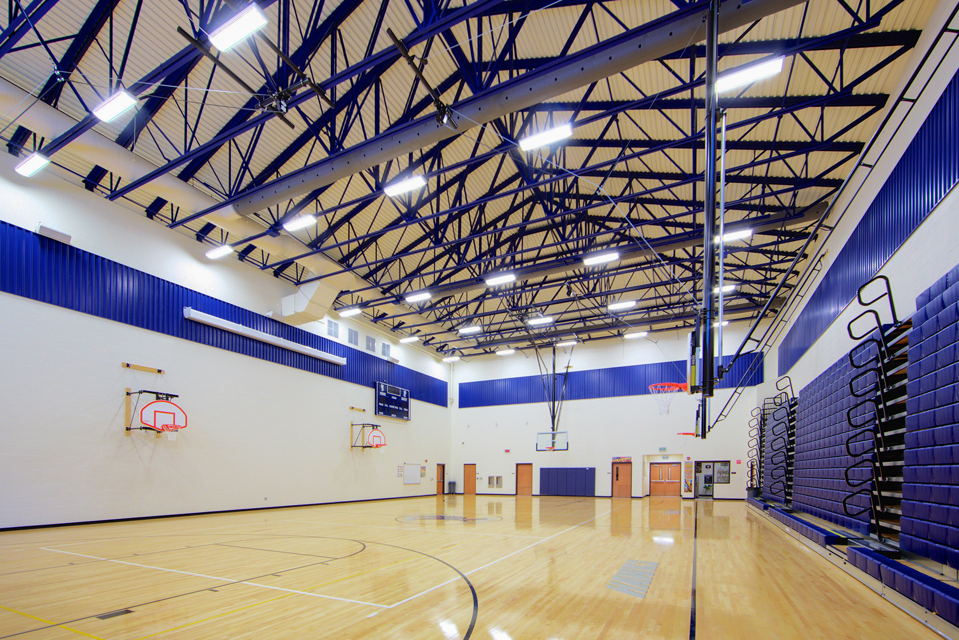 Wahitis Elementary Gym