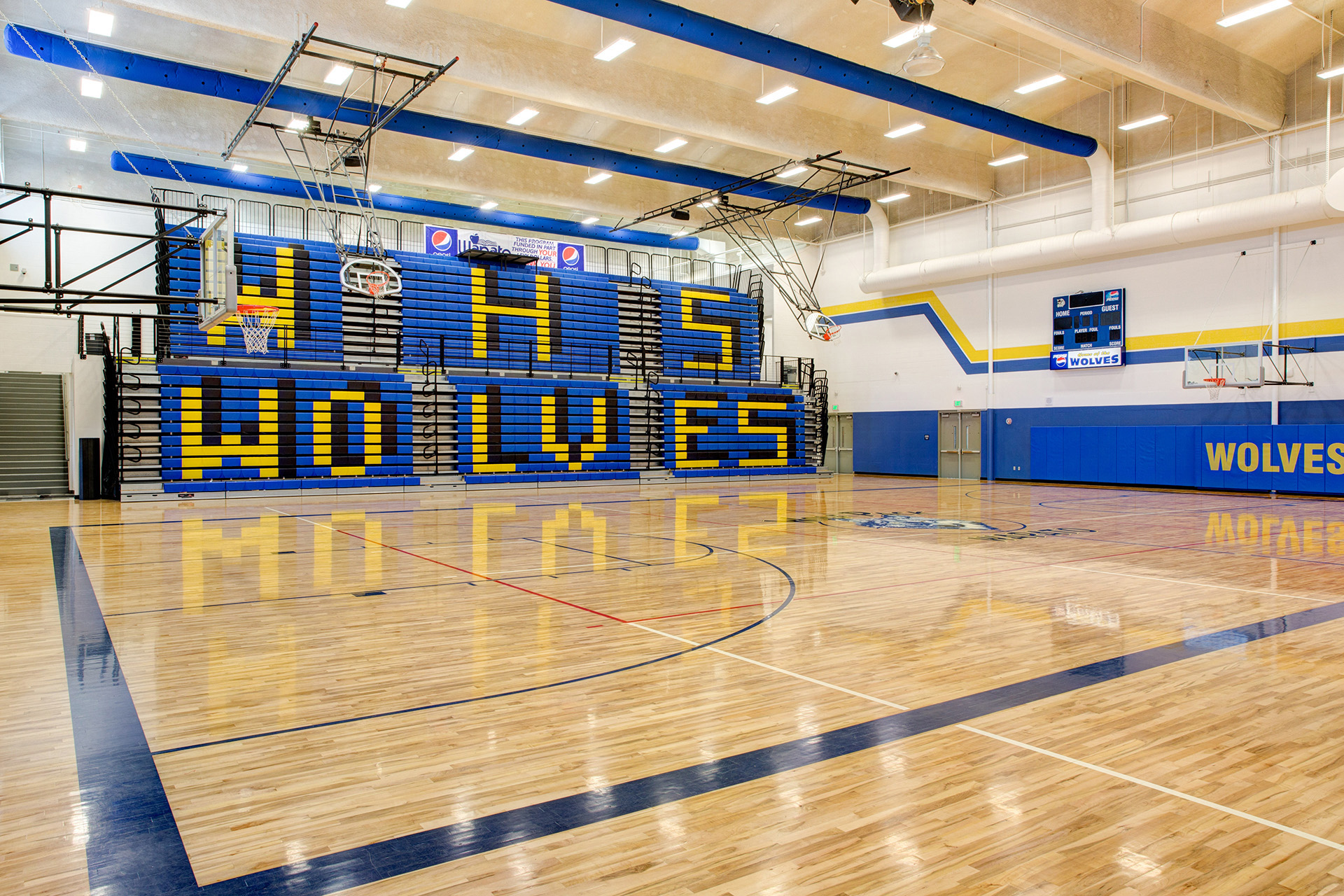 Wapato High School Gym