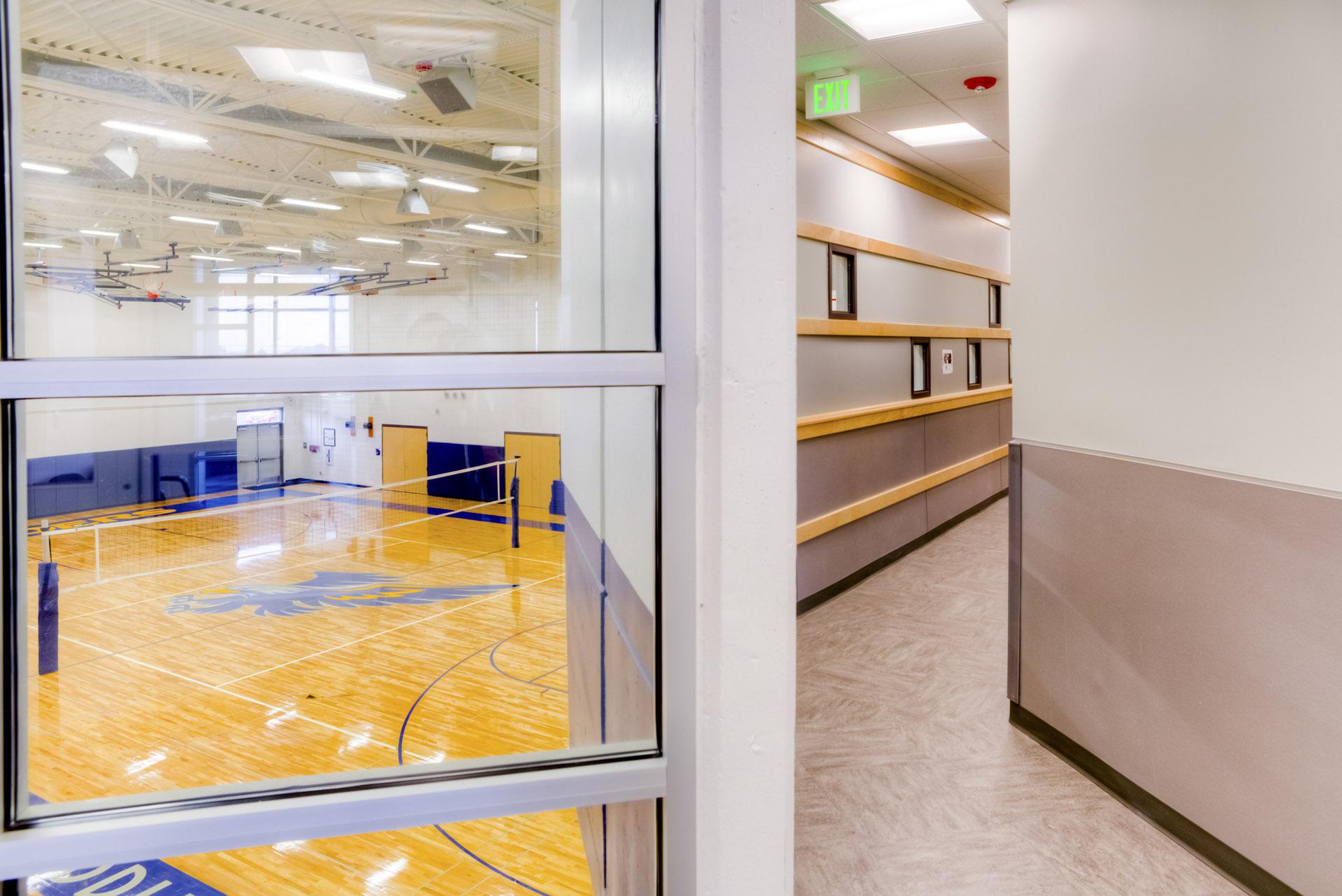 College Place High School Gym