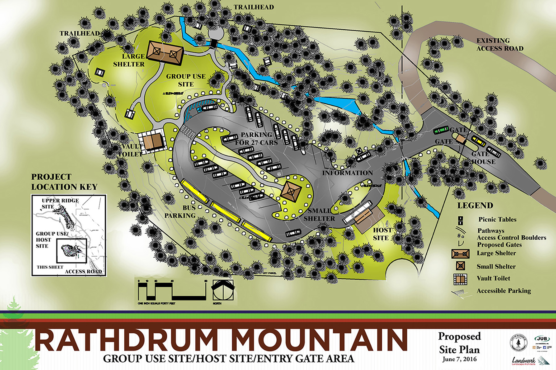Rathdrum Mountain Planning - Group Site