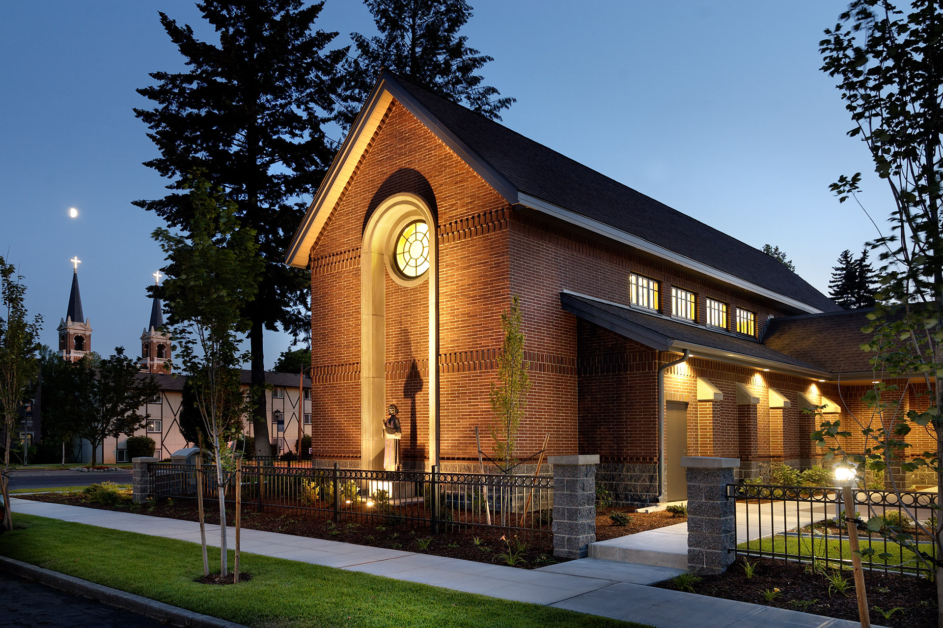 Bishop White Seminary at Gonzaga