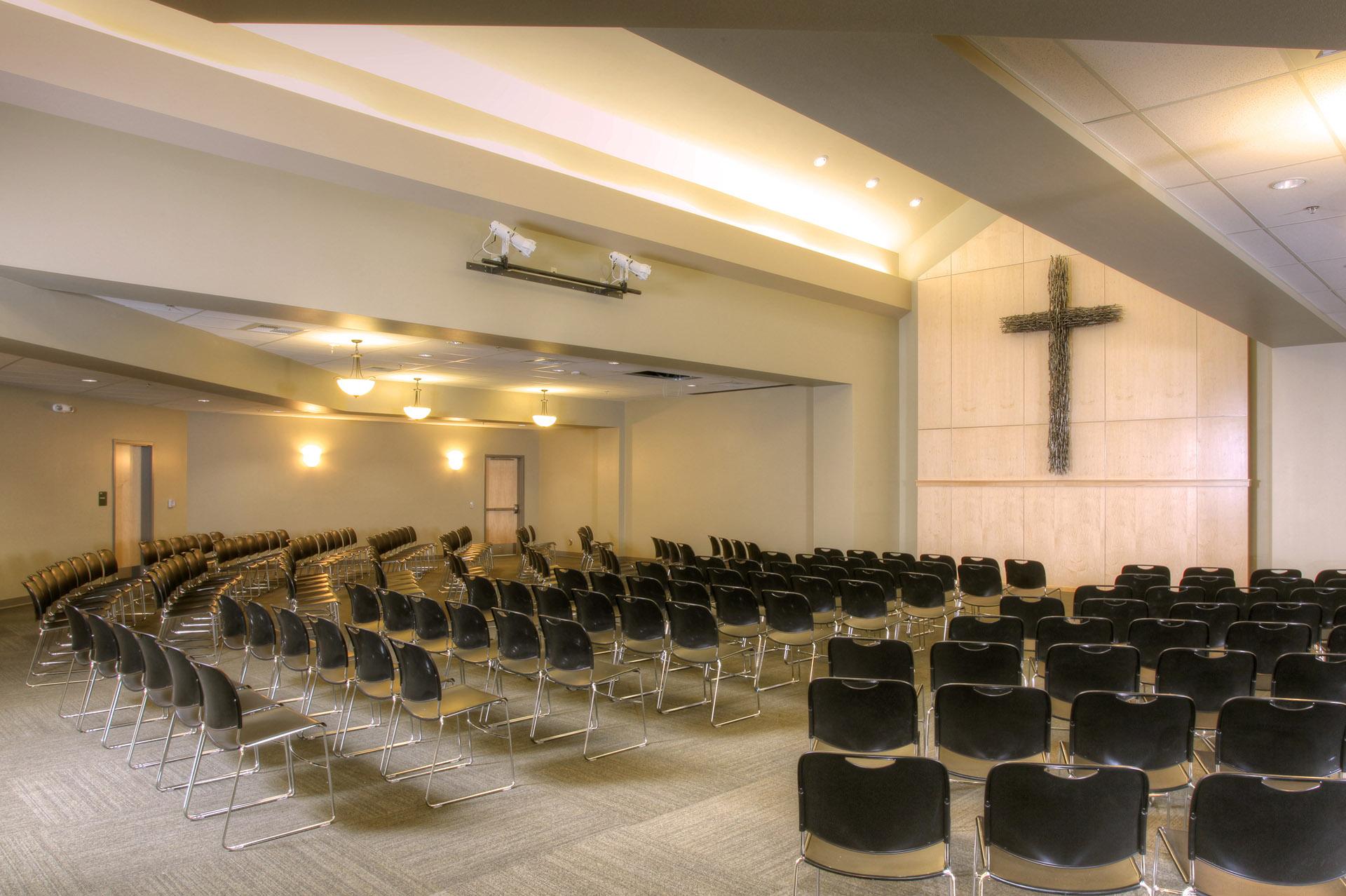 Union Gospel Mission Chapel