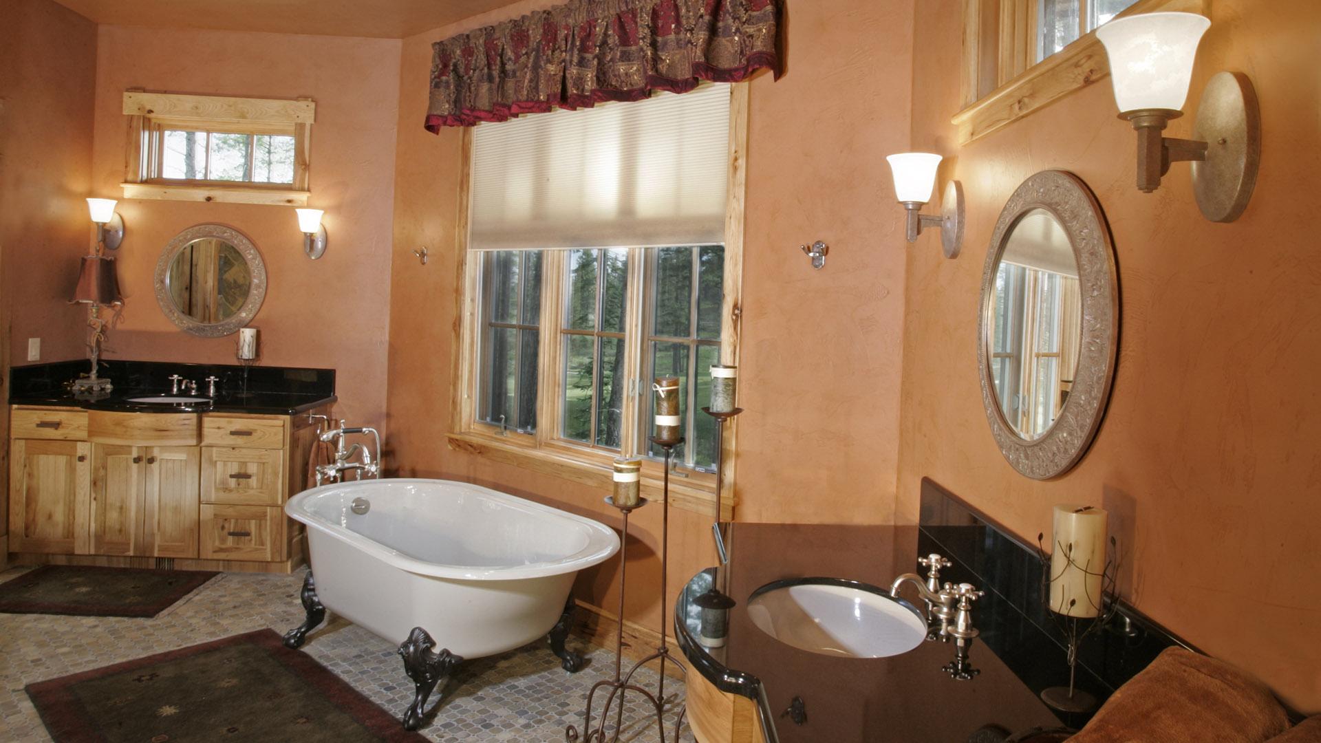 Coeur d'Alene Residence Bathroom