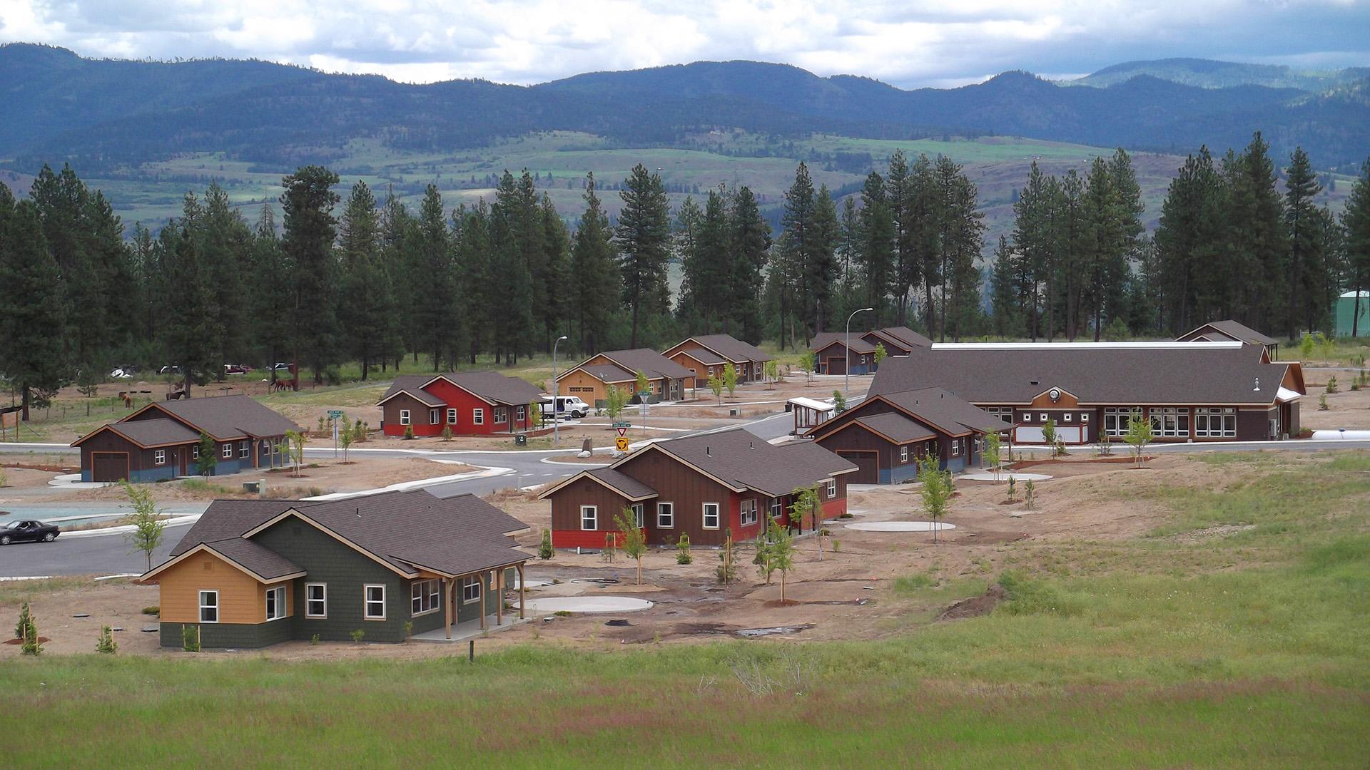 Buttercup Lane Housing