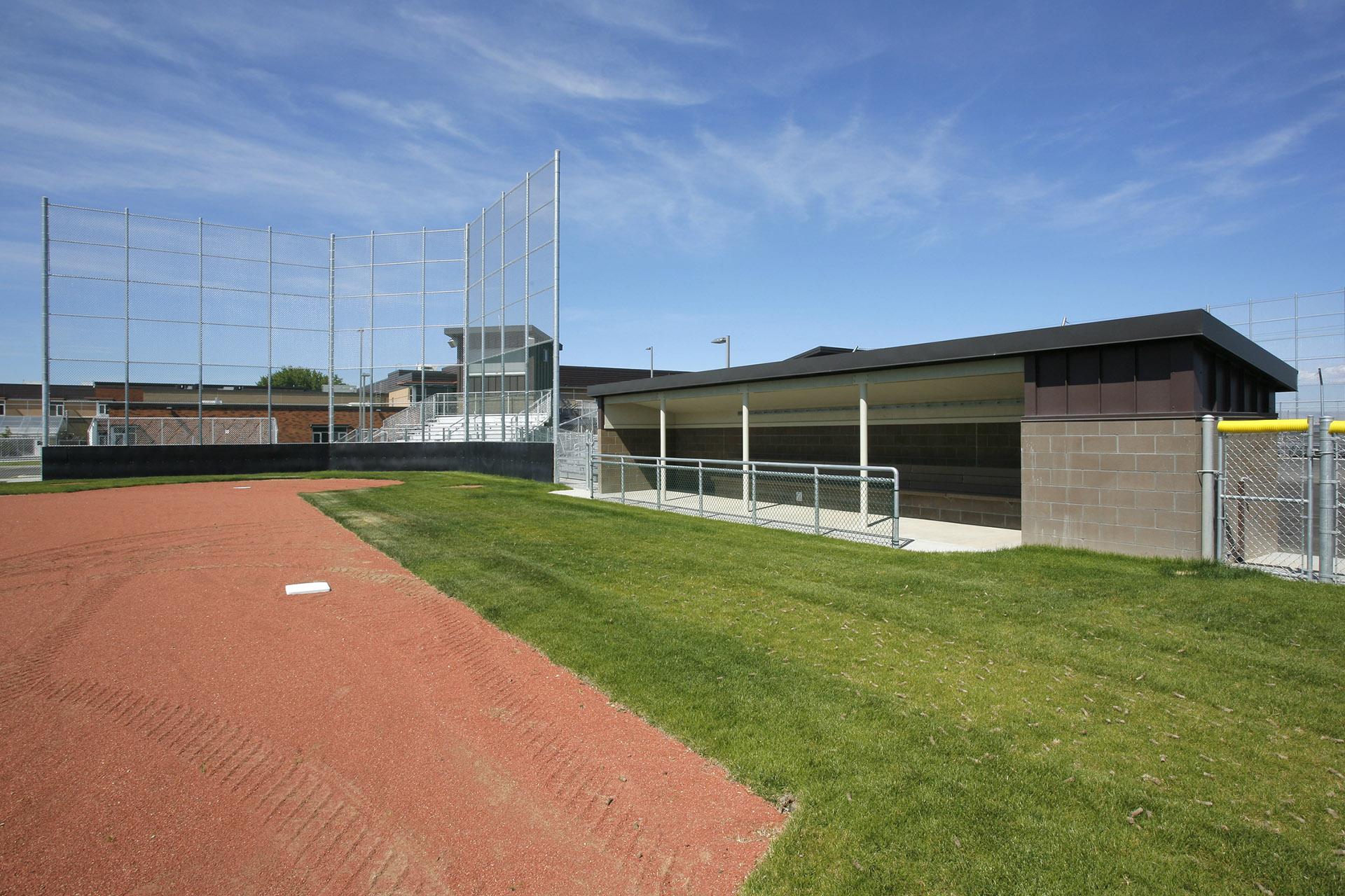 West Valley HS Baseball Field