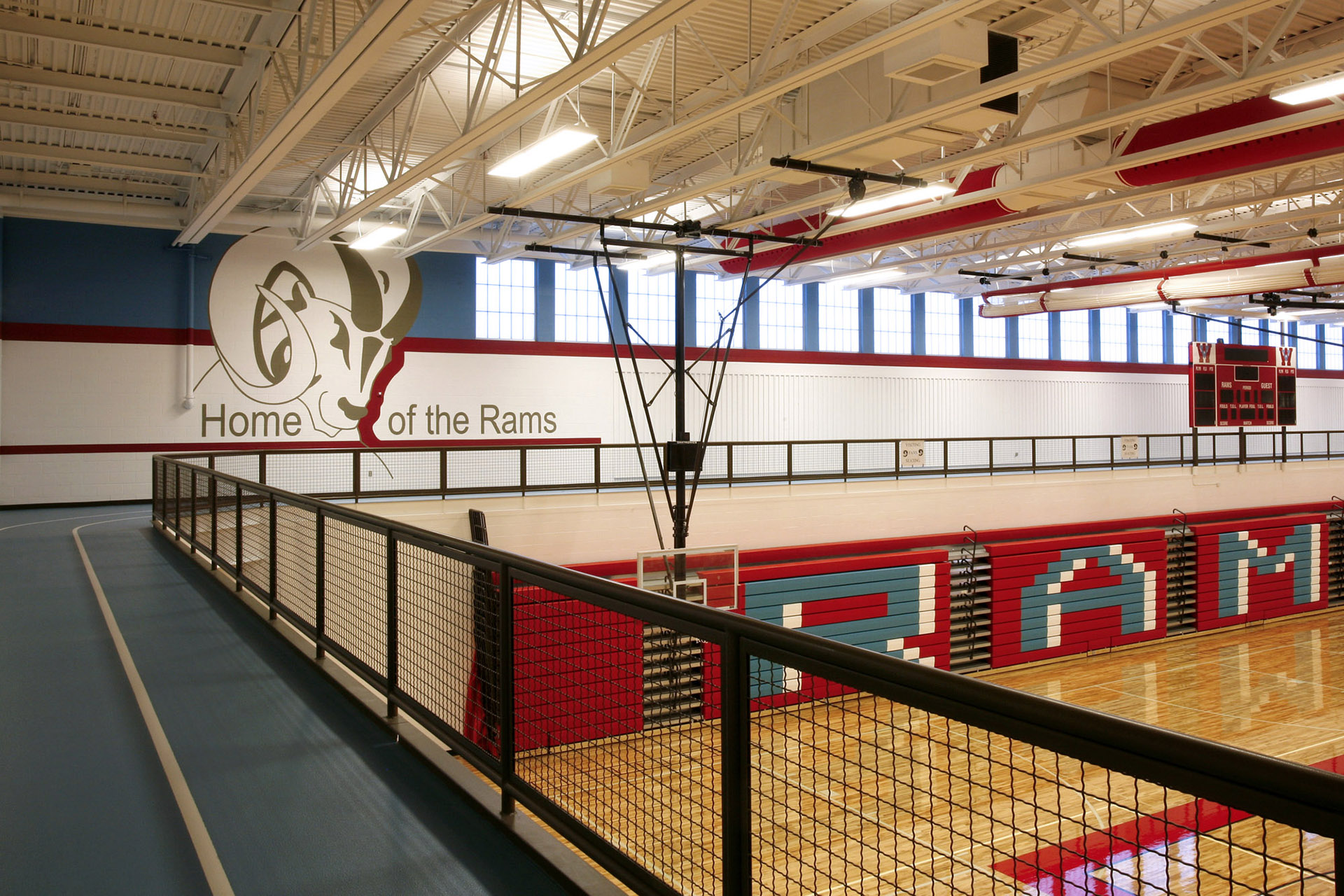 West Valley HS Gym