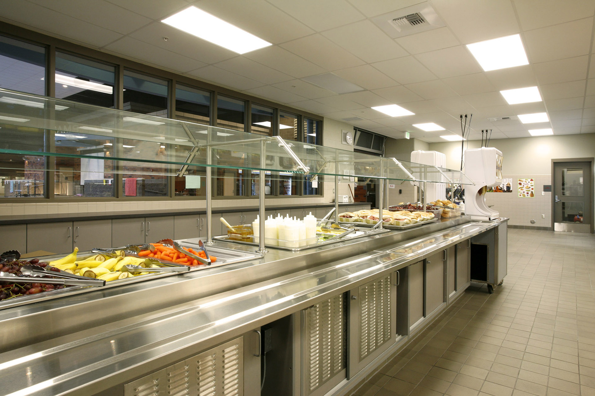 West Valley HS Ram Cafe