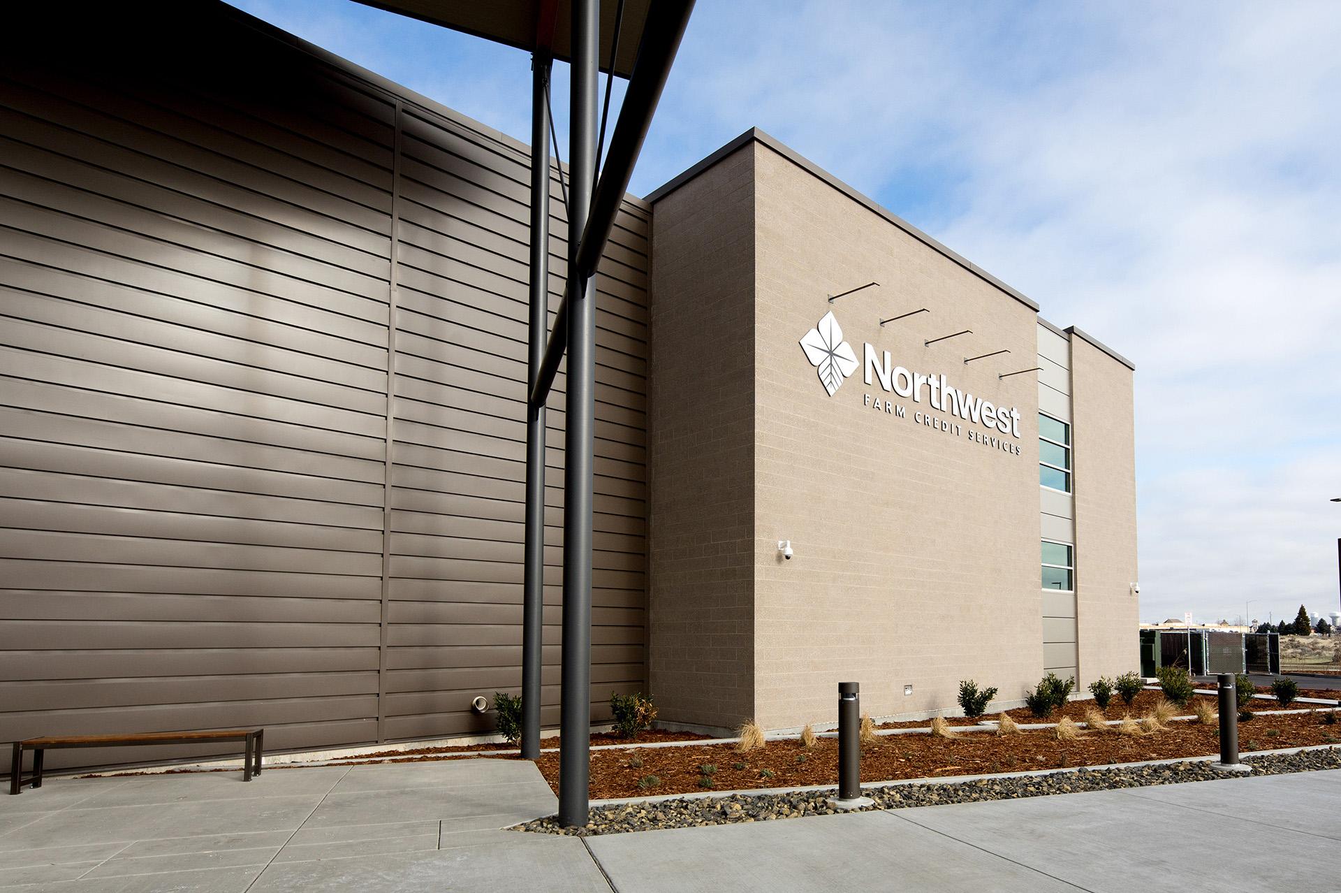 Northwest Farm Credit Services Exterior