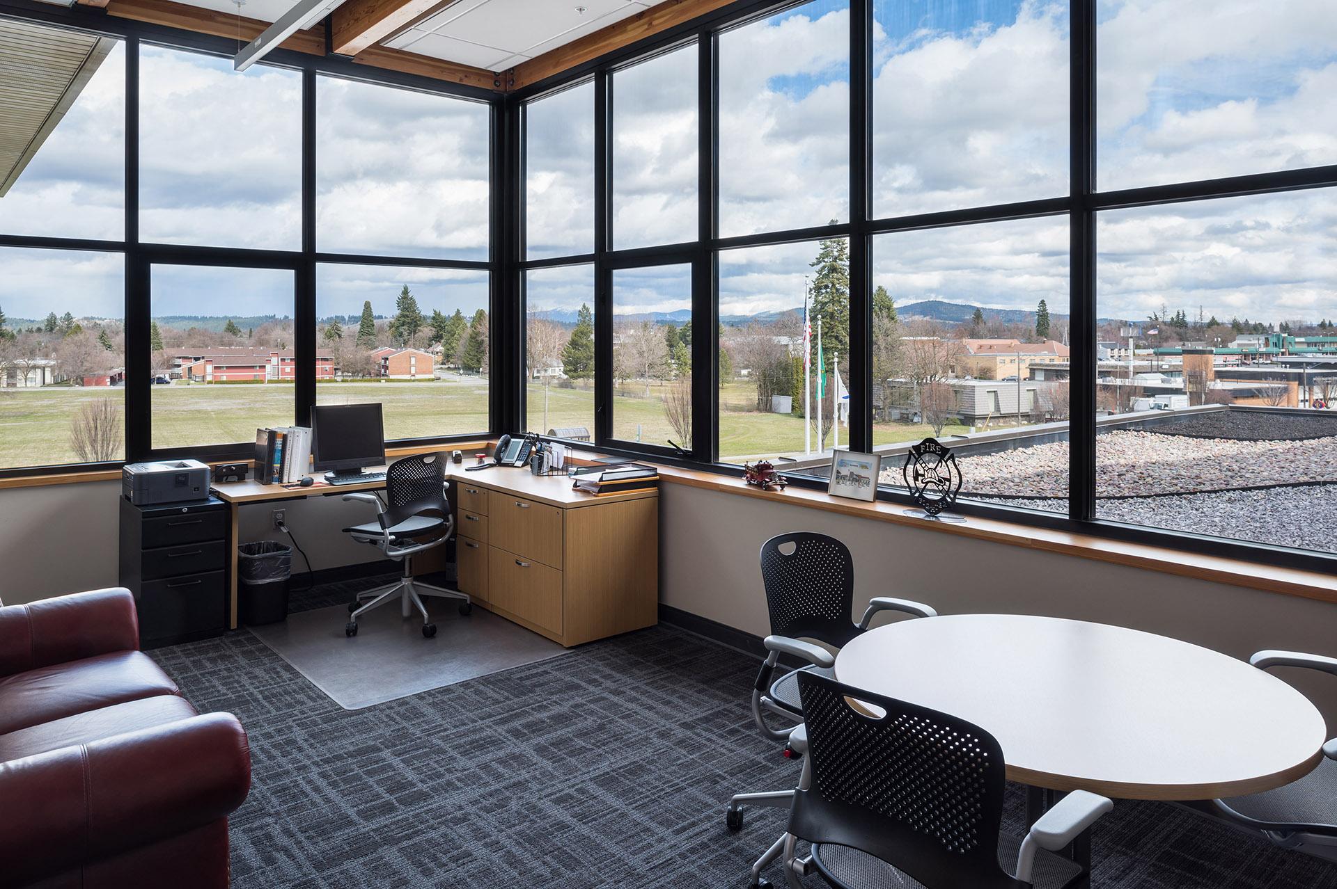 Spokane Valley City Hall Office