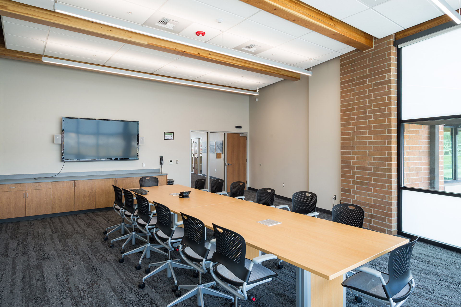 Spokane Valley City Hall Conference Room