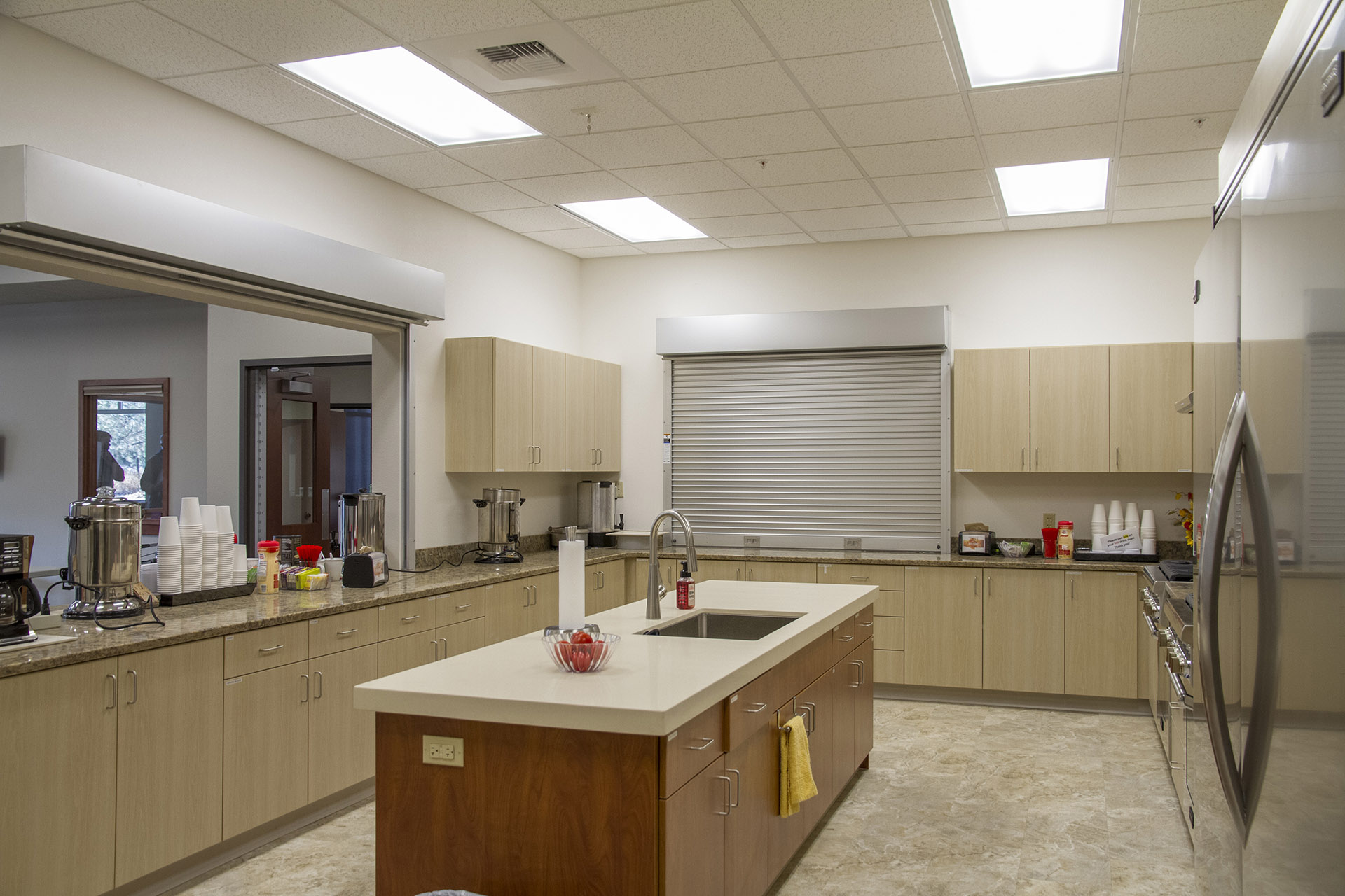 Hayden Bible Church Kitchen