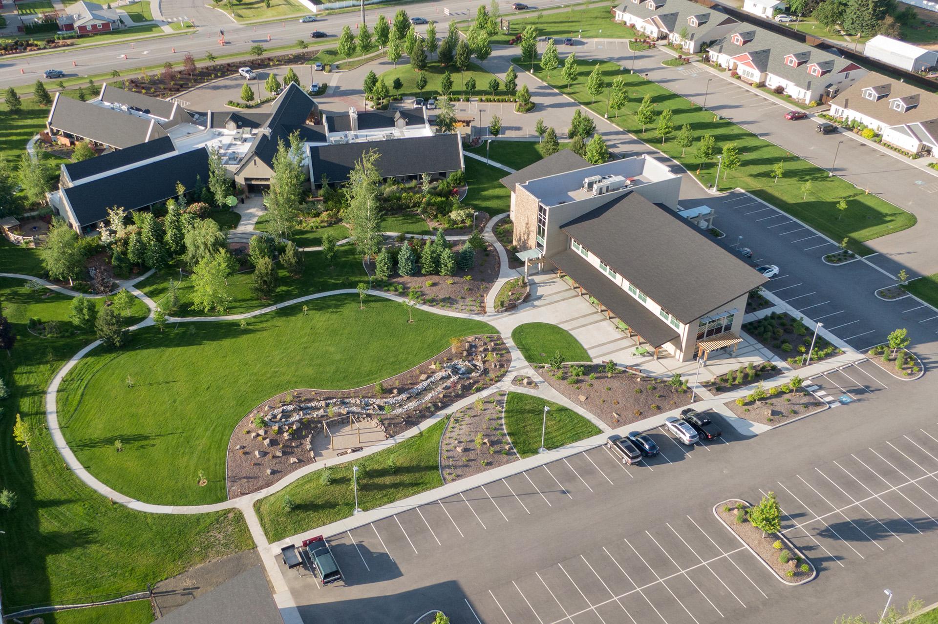 Hospice of North Idaho Campus