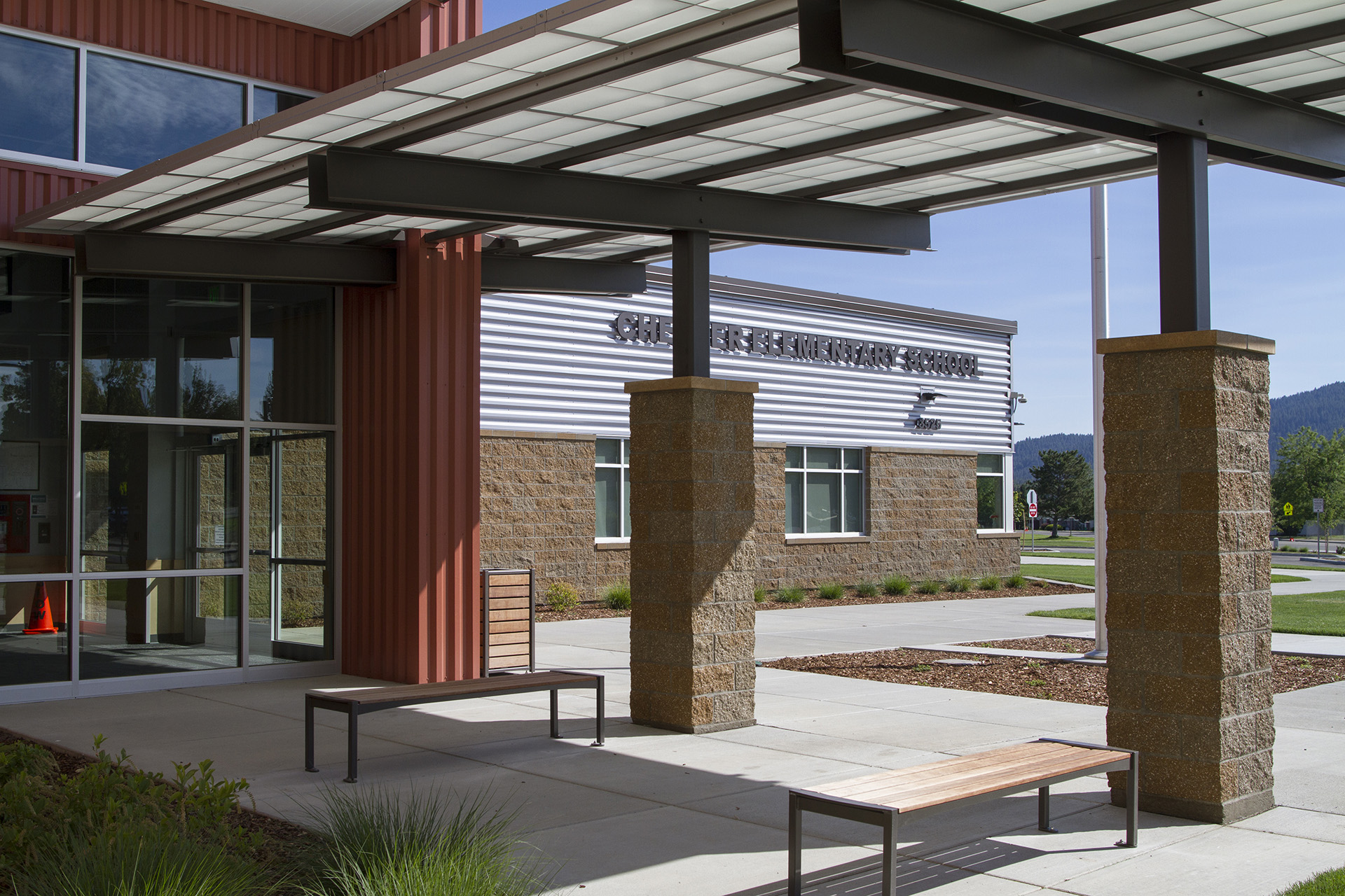 Chester Elementary Entry