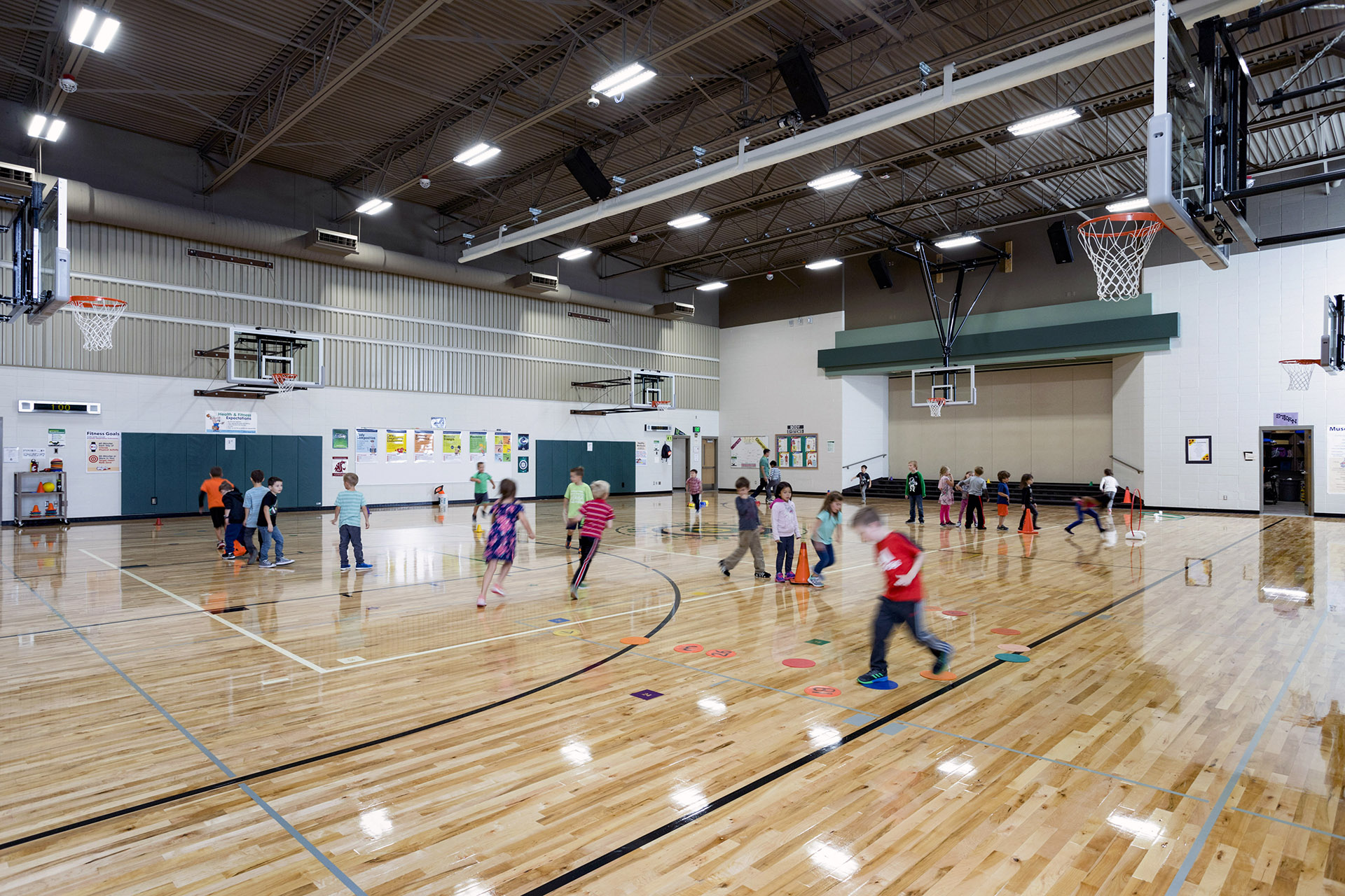 Greenacres Elementary Gym
