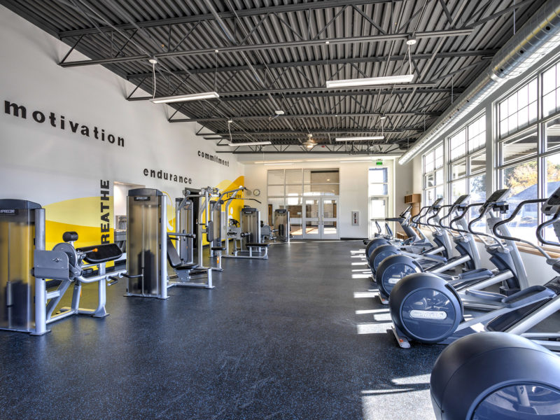 Echo K12 School Fitness Center