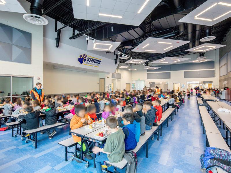 Simcoe Elementary Commons