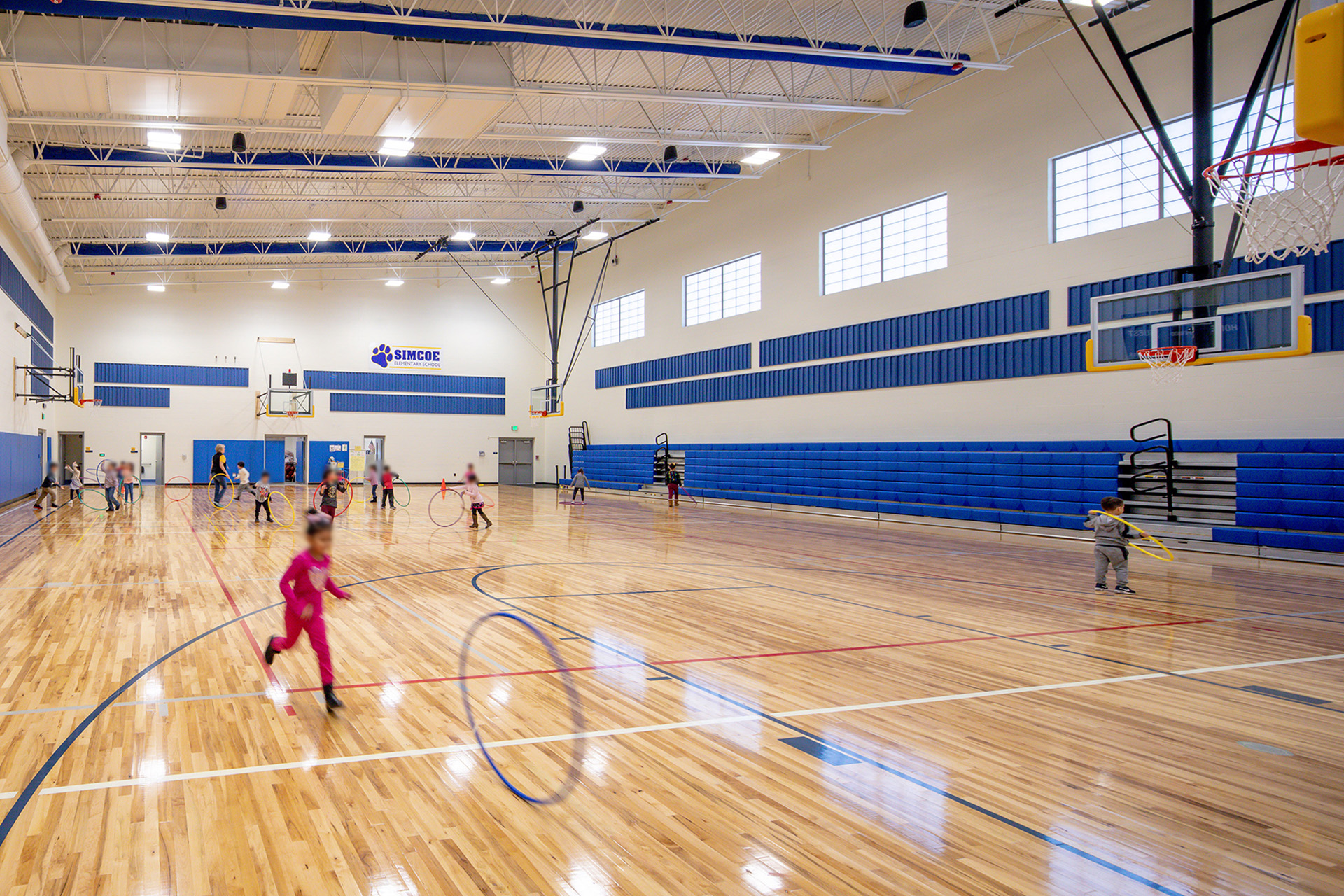 Simcoe Elementary Gym