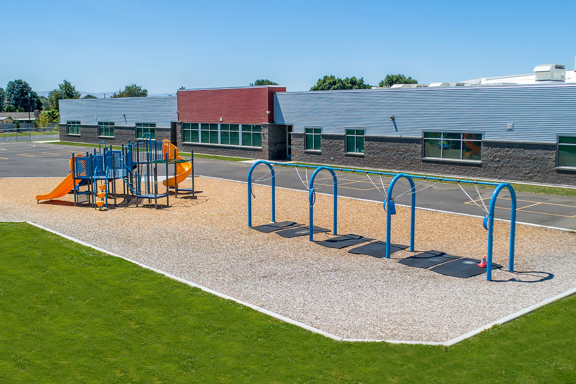 Simcoe Elementary Playground