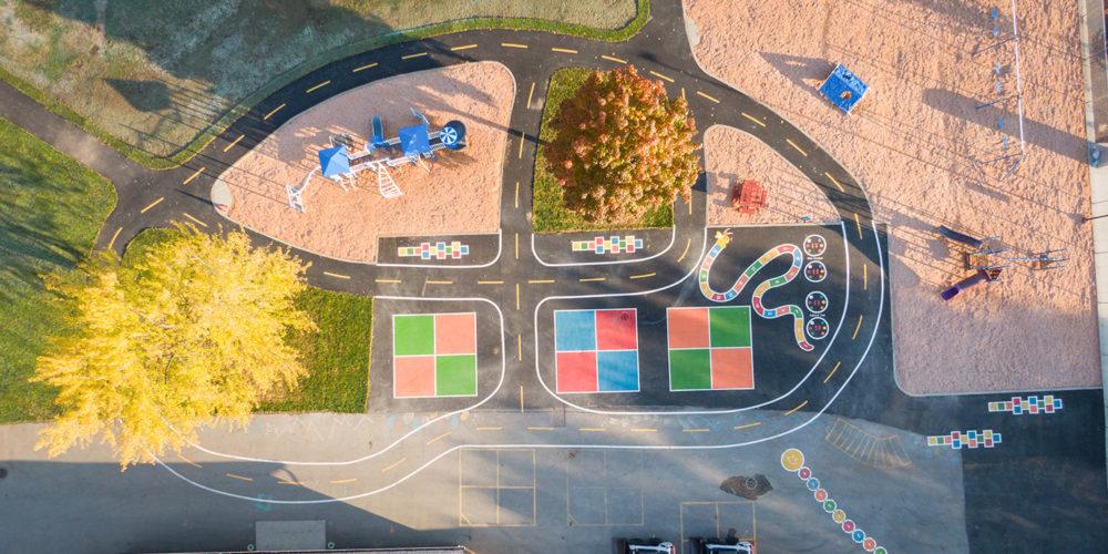 Trentwood Elementary Playground