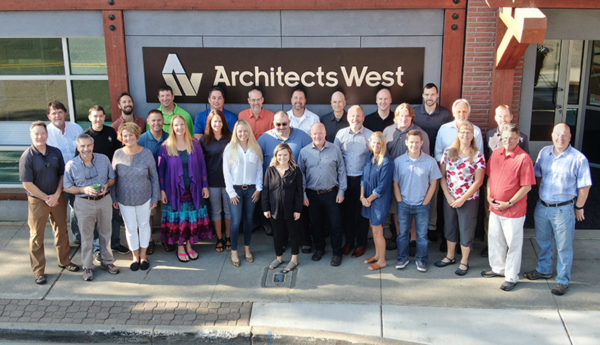 Architects West Team