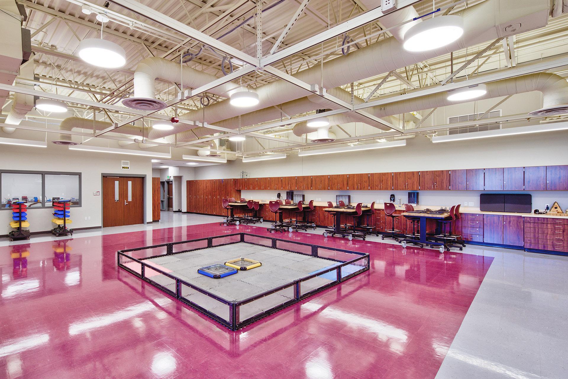 Grandview High School Technology