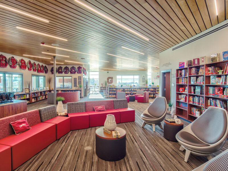 Grandview High School Library