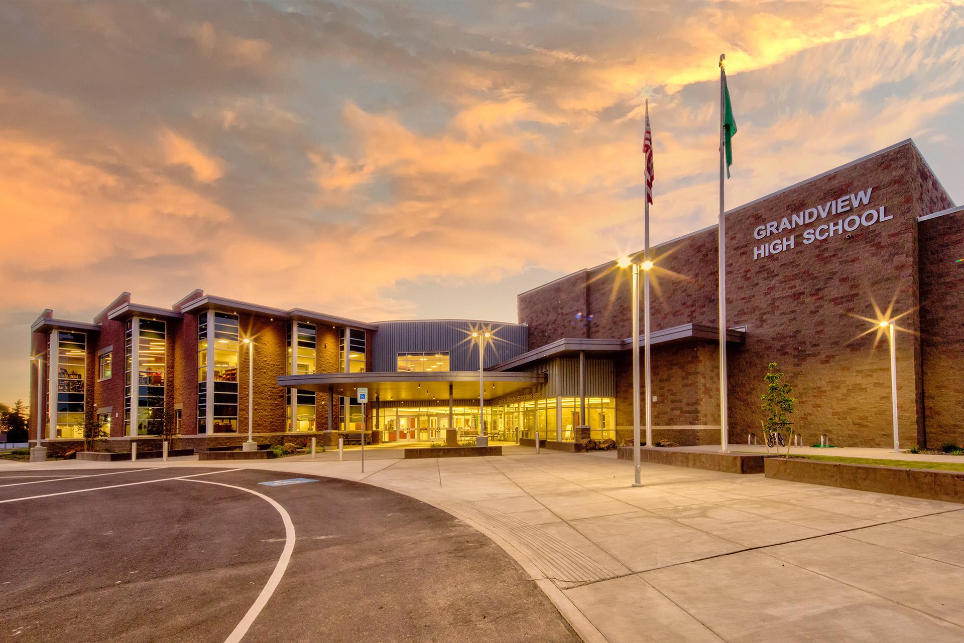 Grandview High School Entry