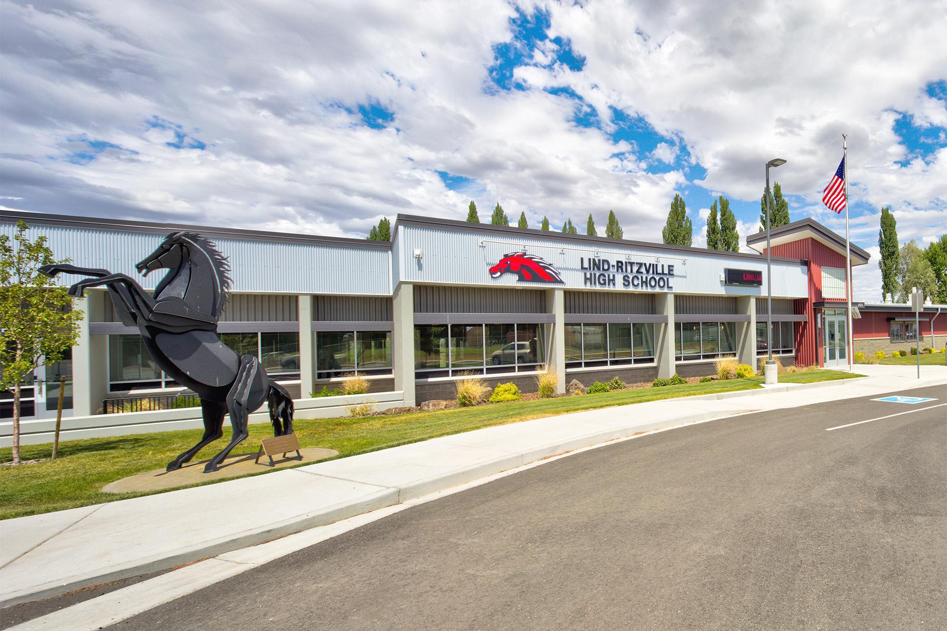 Lind-Ritzville High School Modernizations